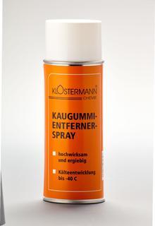 Kaugummientferner-Spray