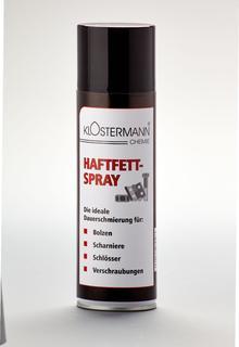 Haftfett-Spray