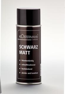 Acryl-Schwarz-Matt-Spray